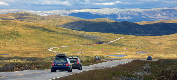 Hardangervidda National Park. Photo Visit Norway
