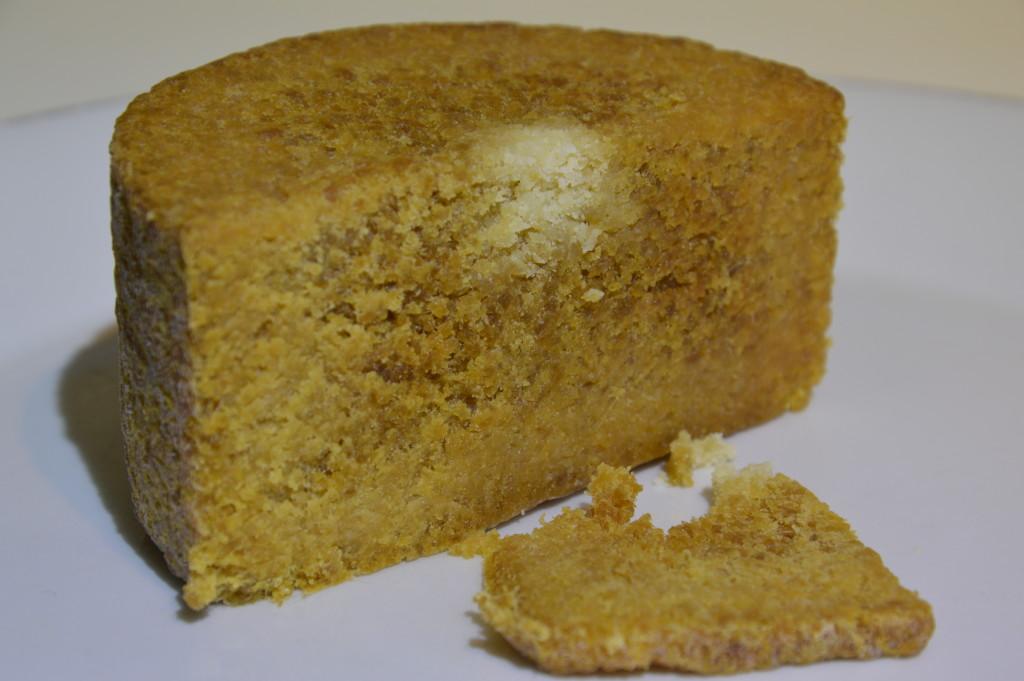 Norwegian gammalost (old cheese)