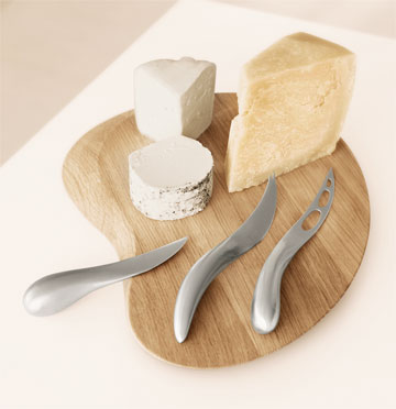 Scandinavian soft cheeses