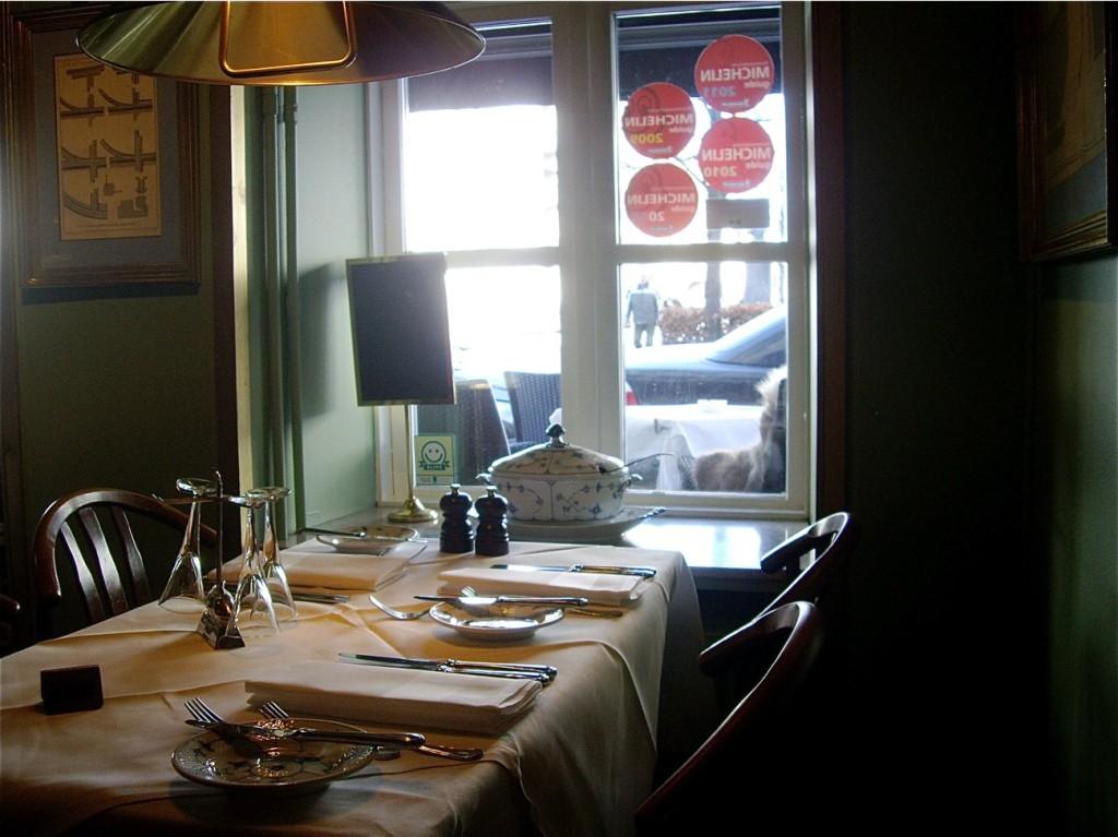 Sankt Anne restaurant