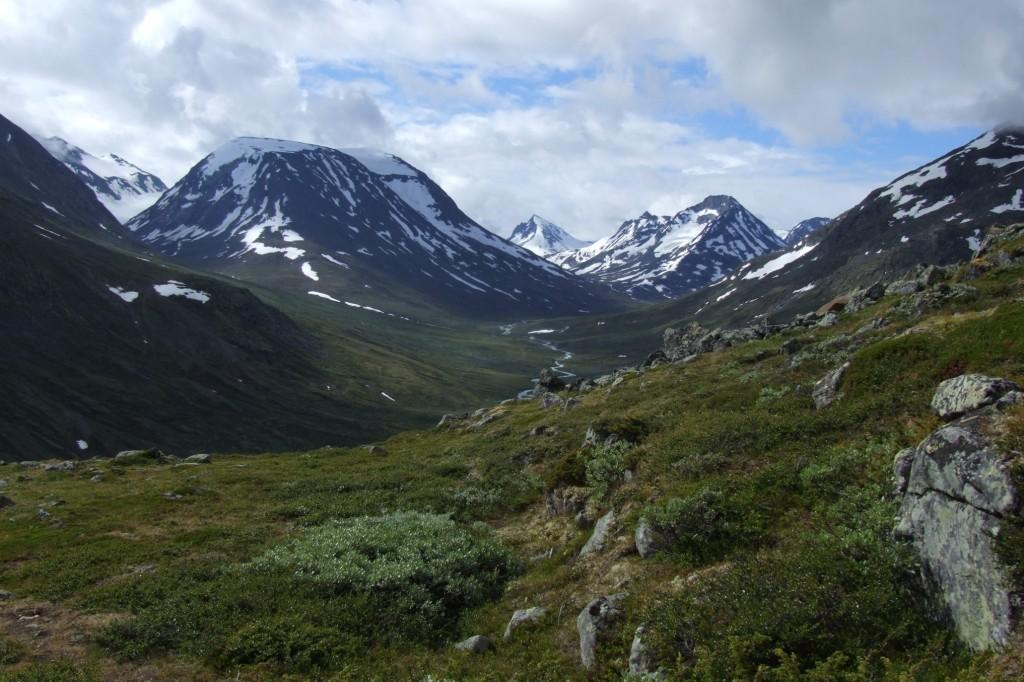 Jotunheimen mountains