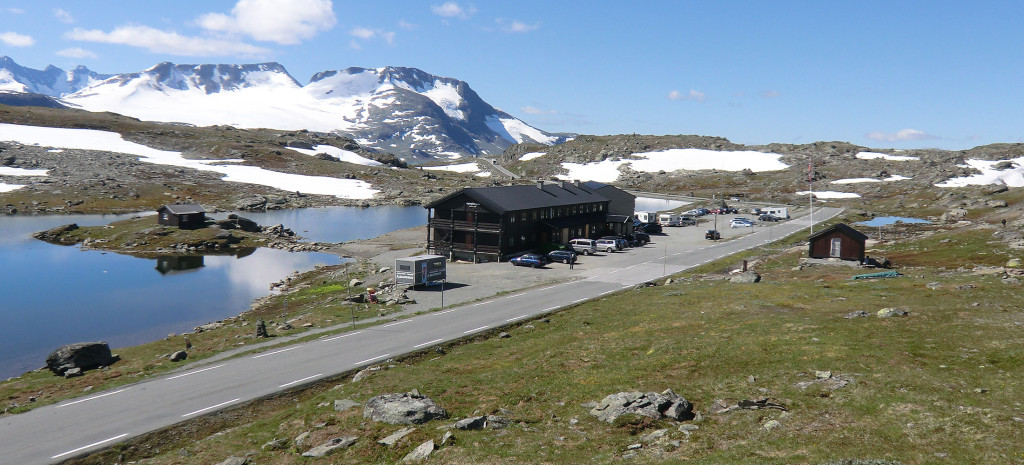 Sognefjell cabin
