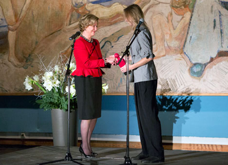 181215-edvard-munch-art-award-queen-sonia-of-norway-photo-statoil