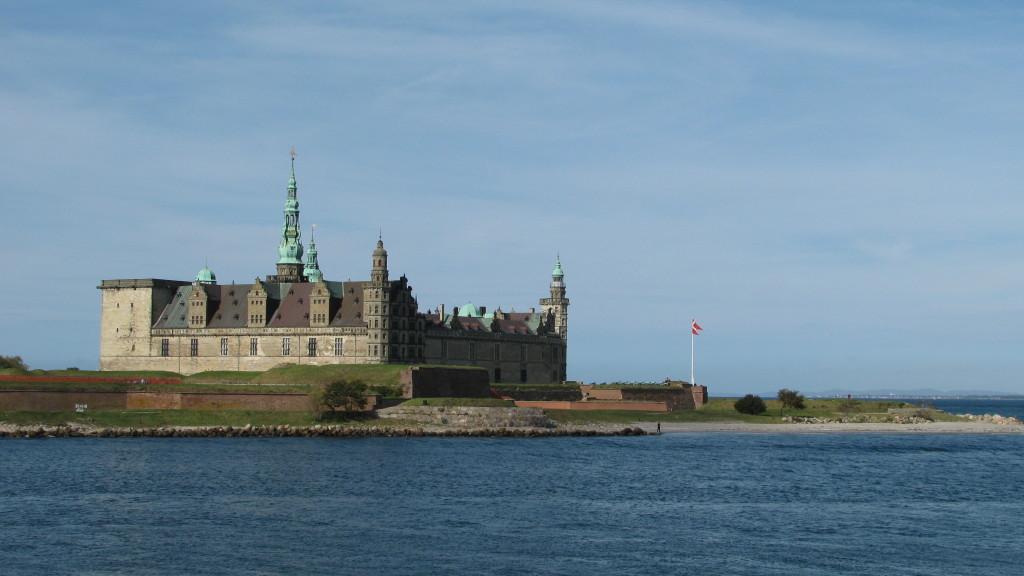 Kronborg Castle, Helsingor