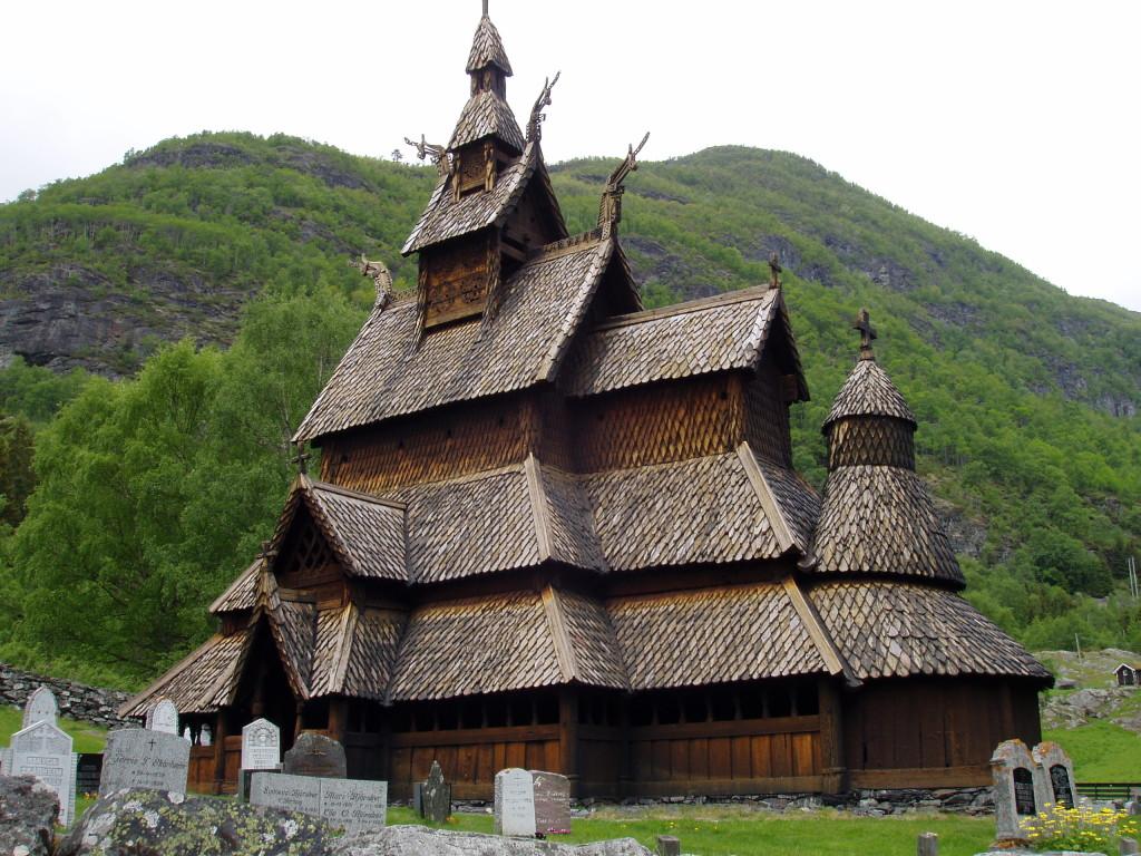 Borgund Stave Church, Sogn