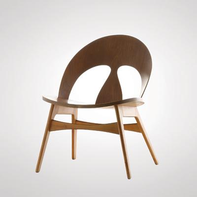Shell chair 1949