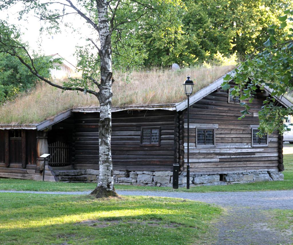 Tveitenstua. Telemark museum