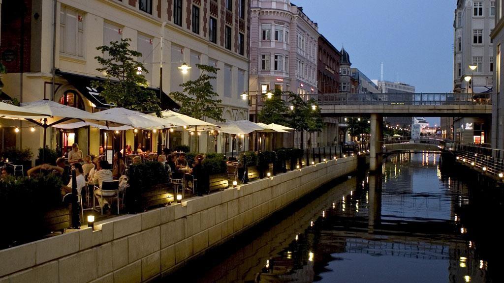 Cafes ar Vadestedet, Aarhus