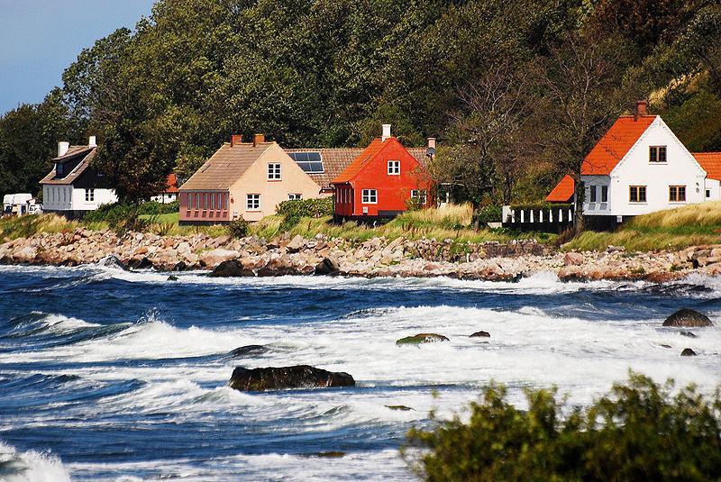 Coastline Bornholm