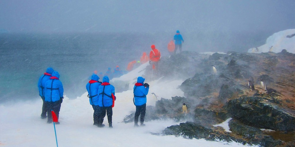 Photo: Hurtigruten/Dominic Barrington