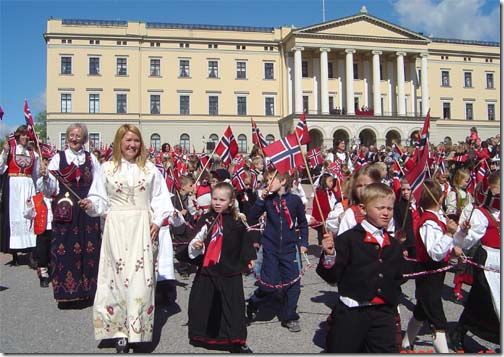 May 17, The Norwegian Constitution Day