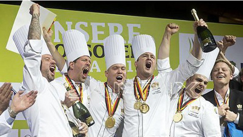 Sweden National Culinary Olympic Champions 2012
