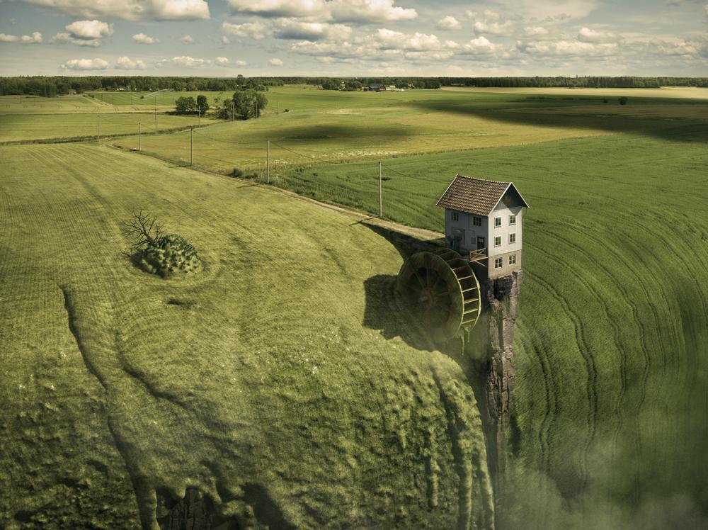 Landfall, by Erik Johansson