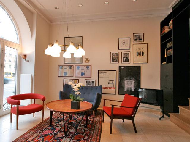 Arne Jacobsen suite