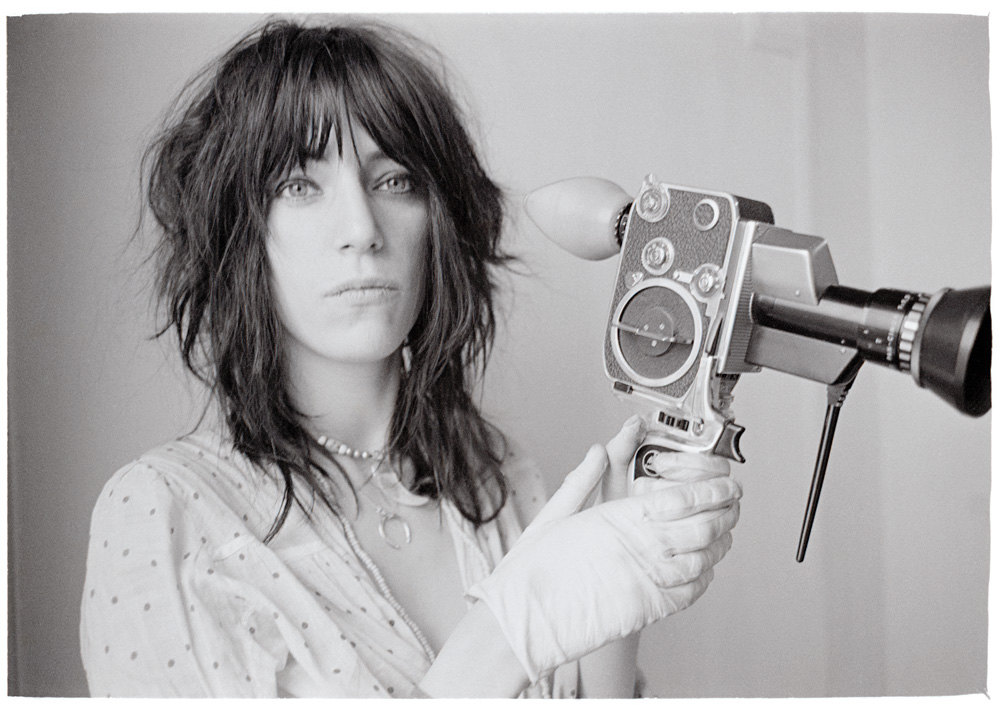 Patti Smith, by Robert Mapplethorpe