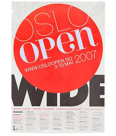 Poster from 2007