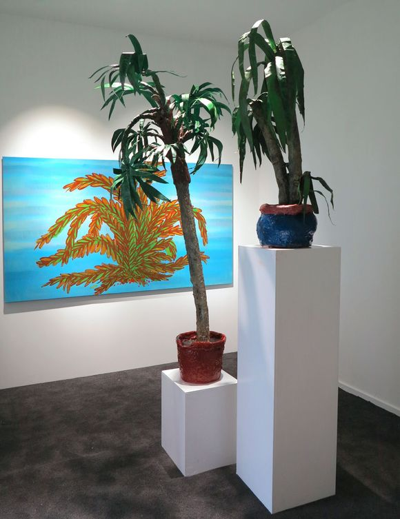 Palms, the African Art Show, by Tiago Bom