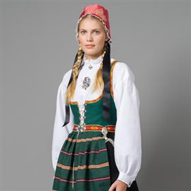 Vestfold national costume