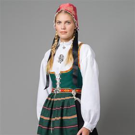 Vestfold national costume