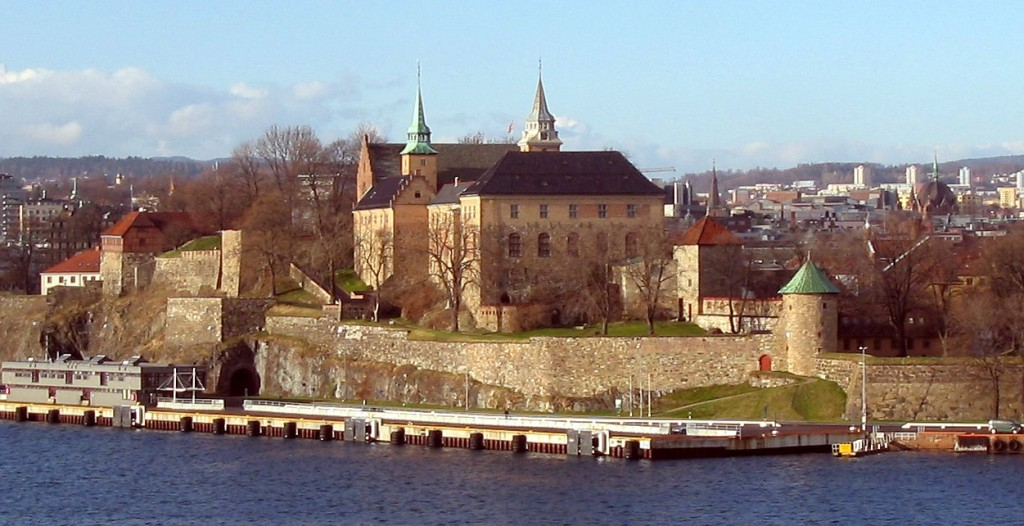 Akershus fortress today