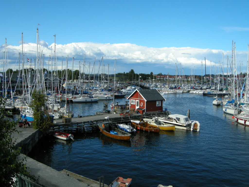 Harbour of Stavern. Photo: Wikipedia