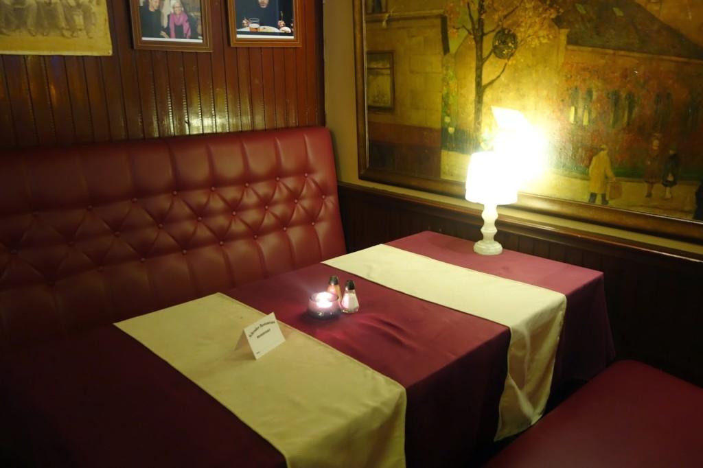 Schroeder restaurant