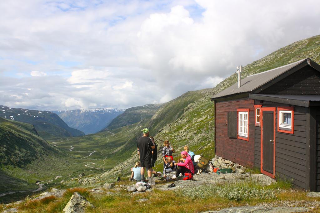 Ekrehytta cabin