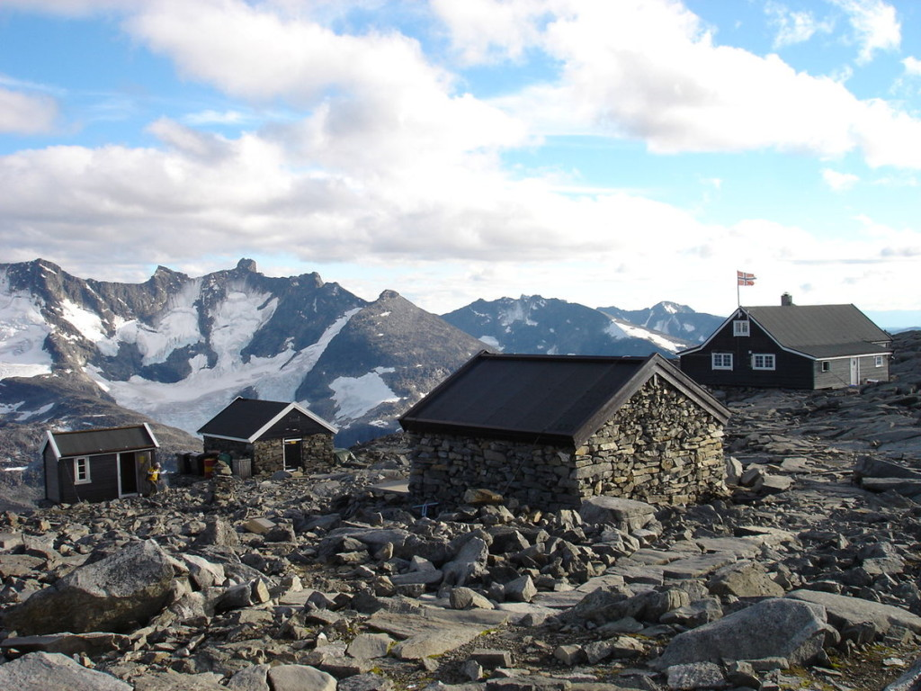 Fannaråken cabin, Jotunheimen National Park