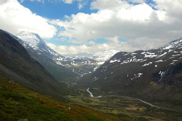 Helgedalen valley, Jotunheimen