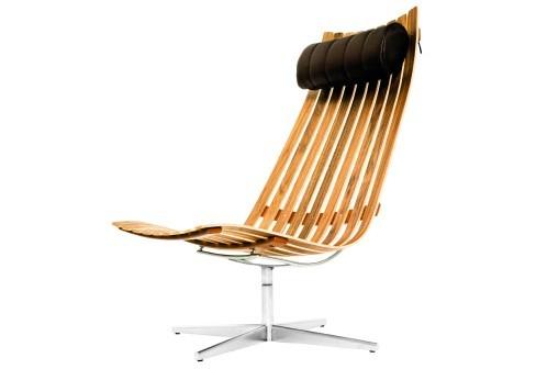 Scandia Senior Chair by Hans Brattrud