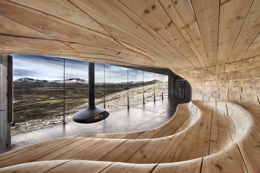 Viewpoint by Snøhetta architects