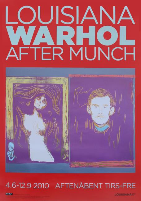 Munch-Warhol at Christiania Museum of Modern Art, Copenhagen