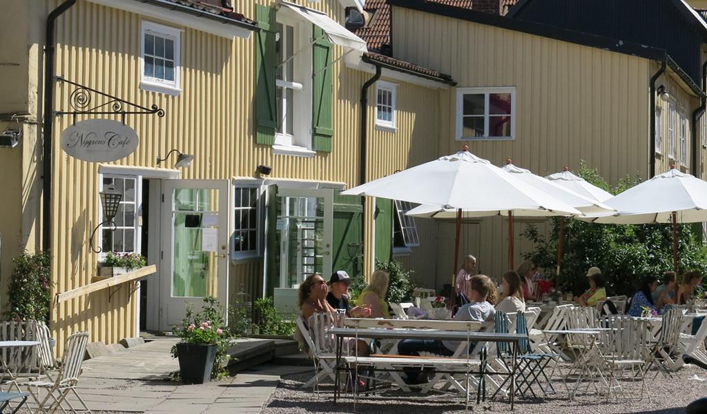 Nygrens Café, Alingsaas