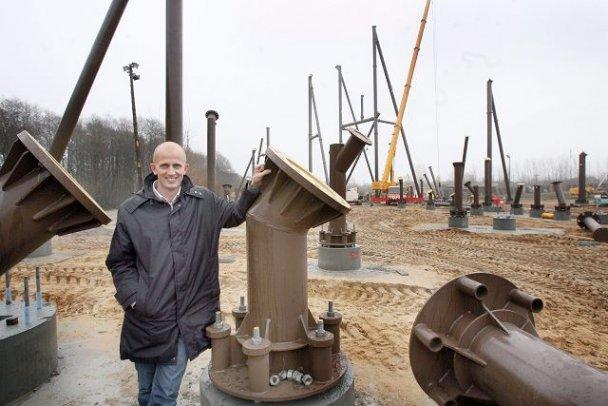 CEO Henrik B., Nielsen (Photo: Flemming Højer)