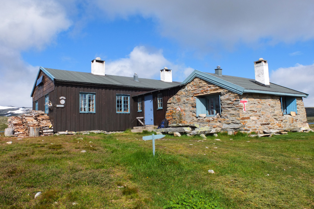 Åmotdal Cabin, Norway