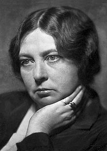 Sigrid Undset 1928