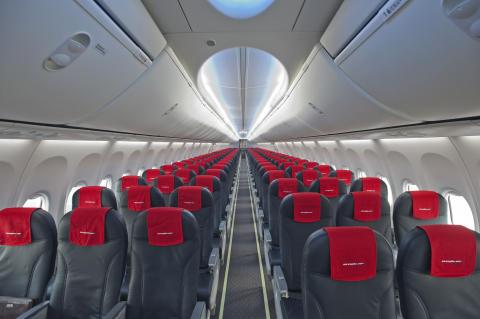 Norwegian Air Shuttle Dreamliner