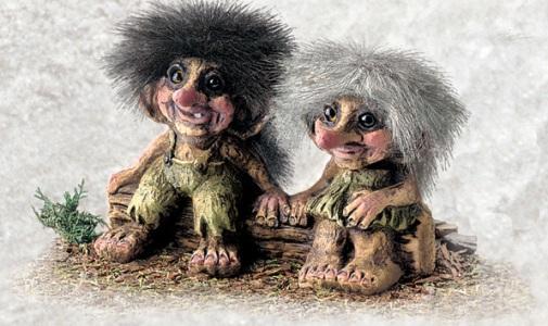 Nirwegian trolls