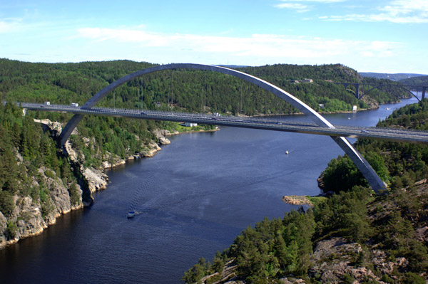 Border between Sweden and Norway, Svinesund