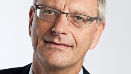 The head of The Danish Cancer Society Leif Vestergaard Pedersen