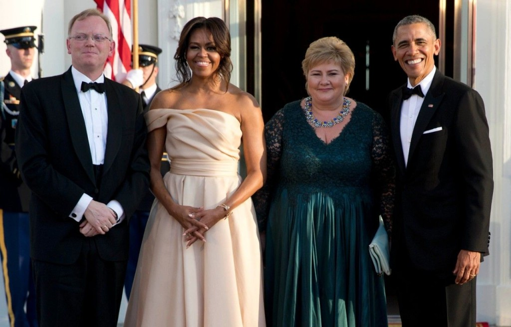 Obama hosts Nordic leaders