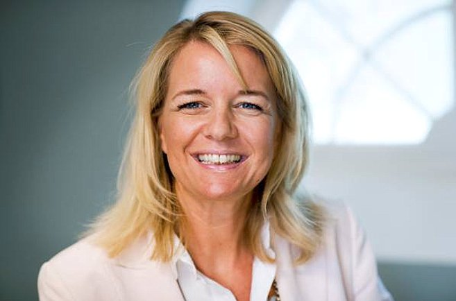 Dorthe W. Barsøe, vice director, Marketing, Tivoli