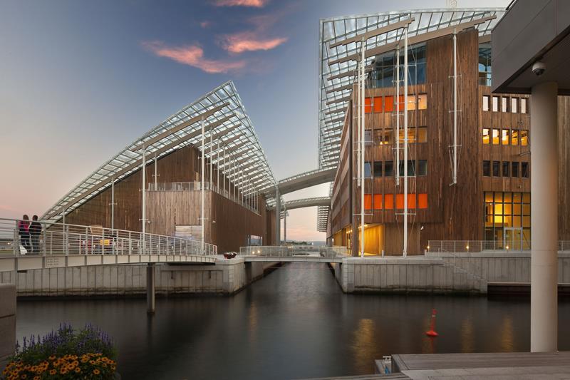 Astrup Fearnley Museum of Modern Art, Tjuvholmen