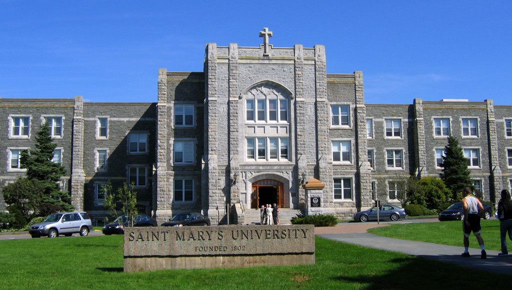 Saint Mary's University, Halifax, Nova Scotia