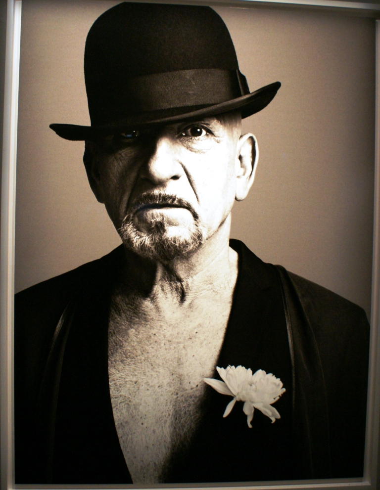 Ben Kingsley by Brian Adams