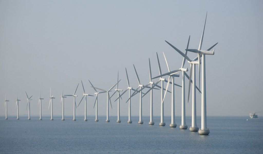 Danish wind power