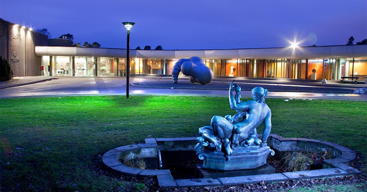 Henie Onsrad Museum of Modern Art