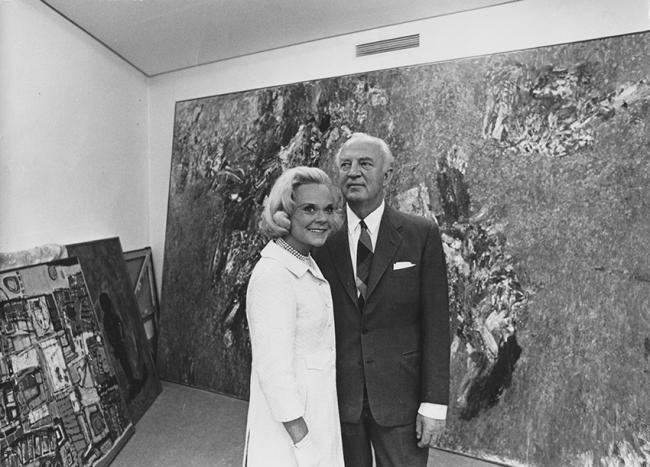 Sonja Henie and Niels Onstad