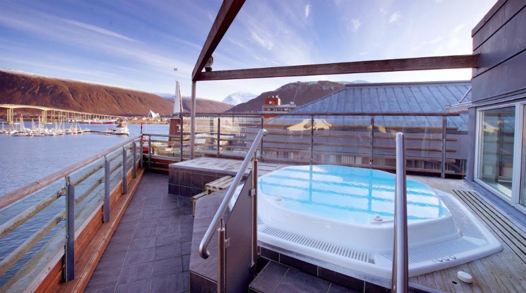 Aurora hotel, Tromsoe, Norway