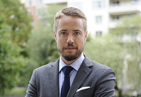 Henrik Berghult, senior vice president of Clarion Hotels